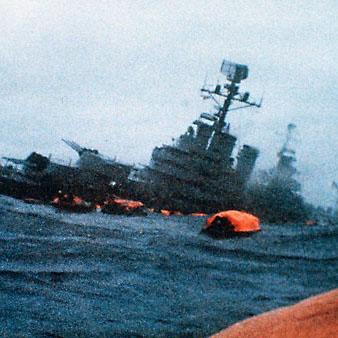 Hundimiento del Crucero General Belgrano ¿Un crimen de guerra?