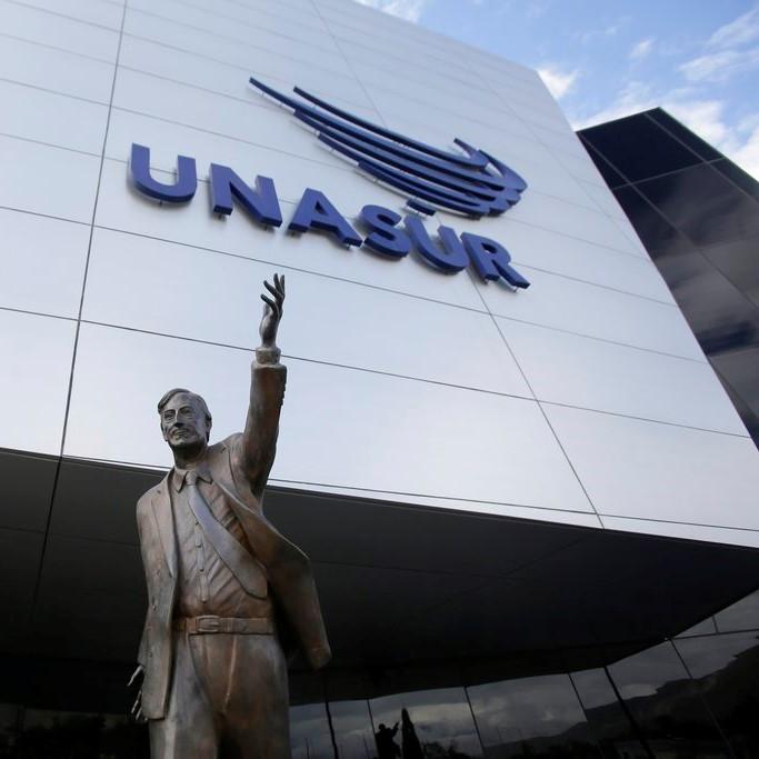 La UNASUR. El hecho maldito de una Sudamérica semi-colonial