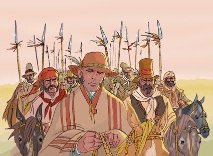 El año 1820 o la irrupción de las masas en la historia de Buenos Aires.