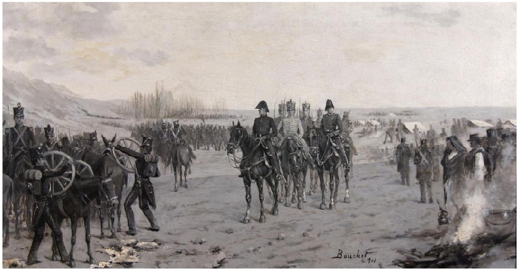 La experiencia de la gobernación de Cuyo: desde el Estado crear un Ejército Continental