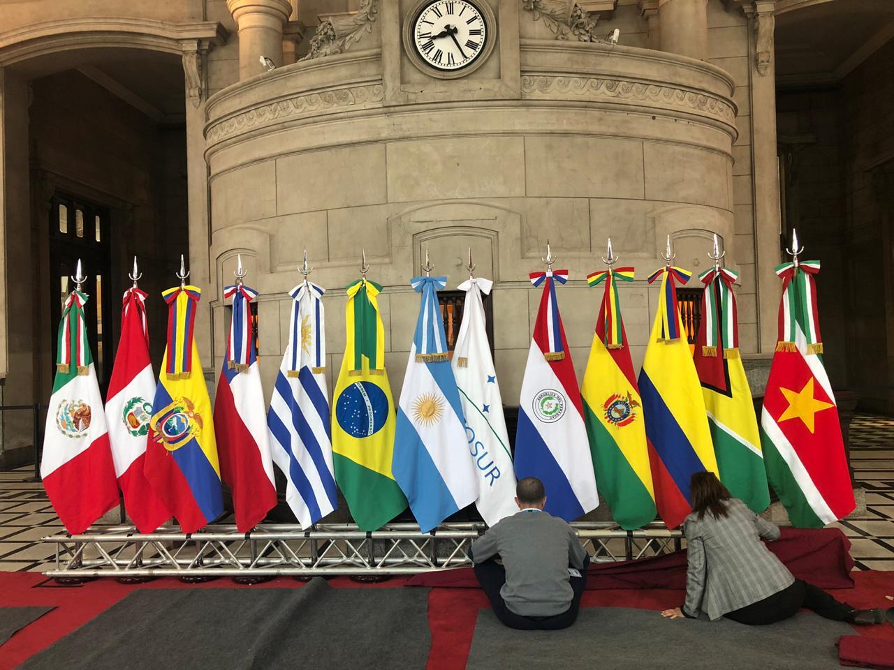 Las cuatro etapas del Mercosur entre 1991 y 2021