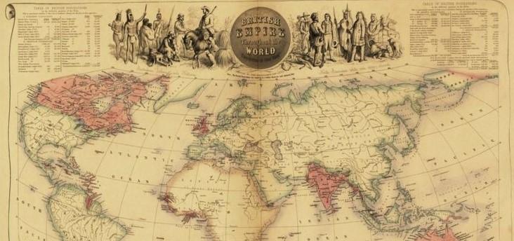 La ley de hierro de la nación: el colonialismo (Saúl Taborda dixit)