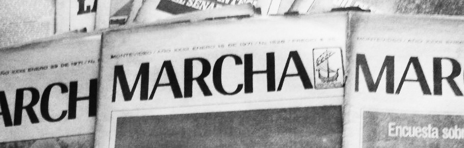 1950 y el paso de Jorge Abelardo Ramos por el Semanario Marcha.